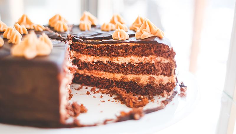 Como dividir um bolo entre seus filhos
