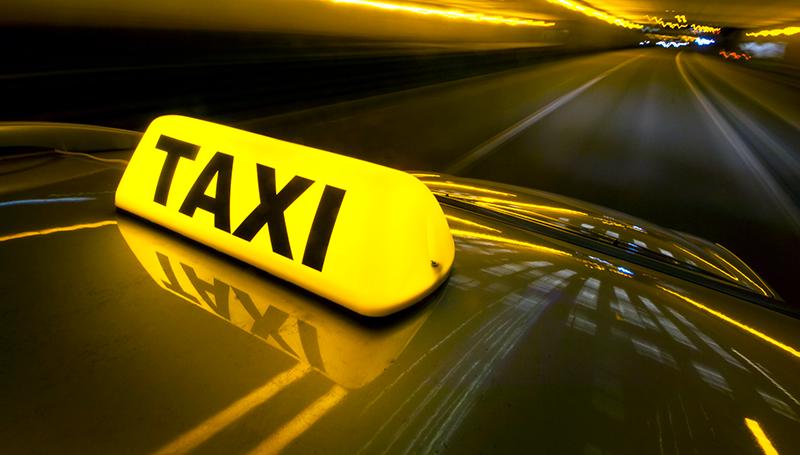 Cuidado ao jogar com um taxista